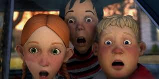 monster house com film monster house into film