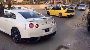 nissan pakistan sports cars in lahore pakistan nissan gtr bmw evolution fairlady