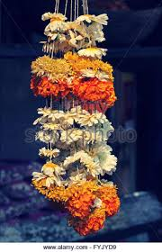 flower garland for sale stock photos flower garland for sale