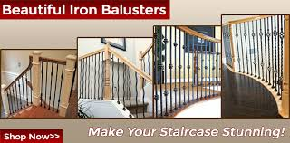 Banister On Stairs Stair Parts Wood Railings Balusters Newels Stairs