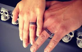 tattoos of wedding rings wedding tattoos is about your wedding rings tattoo done is that