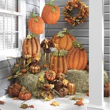 fall decorating fall thanksgiving porch outdoor decor