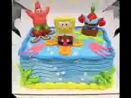 spongebob cake ideas spongebob cake decoration ideas