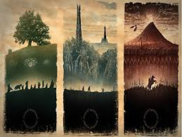 Lord Of The Rings Decor Kumax Map Of Middle Earth The Lord Of The Rings Fabric Ca Http