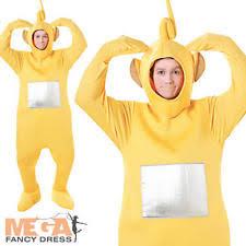 Teletubbie Halloween Costume Teletubbies Costume Ebay