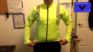 windproof cycling vest sportful reflex 2 windproof cycling jacket yellow neon review
