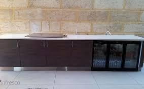 alfresco sleek series cabinets infresco outdoor and alfresco