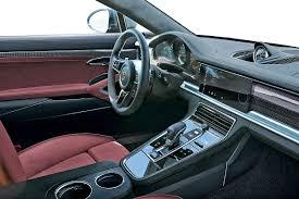 2014 porsche panamera interior interior of the 2017 porsche panamera rendered