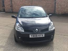 renault clio 1 2 expression 5dr 2008 sold willow car sales