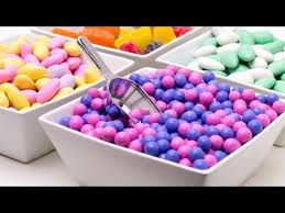 Candy For A Candy Buffet by How To Make A Candy Buffet Youtube