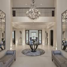 How To Decorate A Chandelier The 25 Best Hallway Chandelier Ideas On Pinterest Stairway