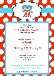 Thing One And Thing Two Party Decorations De 39 Bedste Billeder Fra Baby Shower Ideas På Pinterest