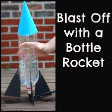 to make a bottle rocket
