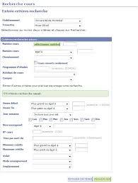 horaire bureau bureau du registraire de l université de montréal horaire des cours