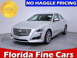 compare cadillac cts and xts used 2017 cadillac cts luxury sedan for sale in miami fl 84916