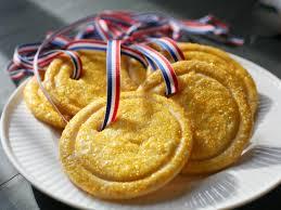 halloween medals gold medal winner cookies fn dish behind the scenes food