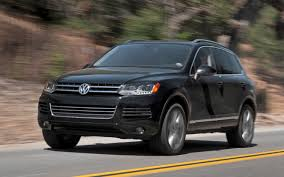 volkswagen touareg black 2012 volkswagen touareg specs and photos strongauto