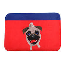 Mud Rugs For Dogs Absorbent Rugs For Dogs Creative Rugs Decoration