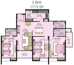 floor plans com 2 bhk 3 bhk residential apartments for sale in surathkal