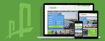 the staten island board of realtors website relaunch designed by