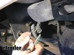 trailer wiring harness installation 2005 dodge ram 1500