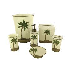 Home Decor Trees by Palm Bathroom Decor Design Ideas U0026 Decors