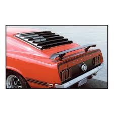 1969 mustang rear spoilers mustangsunlimited com