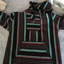 Mexican Rug Sweater Sold Mexican Sweater Drug Rug Stoner Sweater M From Emma U0027s Closet