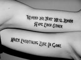 and tattoos quotes search for me