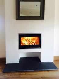 kernow fires scan 1001 inset woodburner in cornwall wood burning