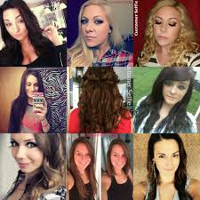 tressmatch hair extensions before and after clip in remy human hair extensions tressmatch