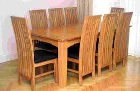 Vintage Oak Dining Chairs Round Oak Dining Table Solid Oak Round Dining Table Dining