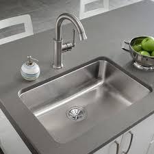 Kitchen Undermount Sink Stainless Steel Kitchen Sinks You Ll Wayfair