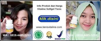 Masker Spirulina Per Butir harga promo paket masker spirulina dan vitaline tiens yang asli