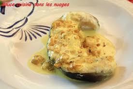 cuisiner le congre congre sauce curry douce cuisine dans les nuages