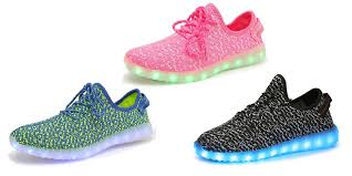 light up sneakers light up shoes are finally a real thing you can own the