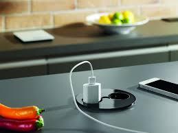 prise de courant plan de travail cuisine prise électrique de plan de travail