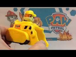 paw patrol nuovi veicoli