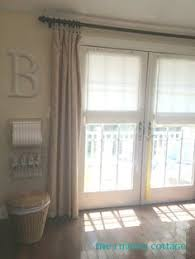 How To Make Roman Shades For French Doors - 15 brilliant french door window treatments french door curtains