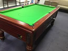 Slate Bed Pool Table 7x4 Slate Bed In Marton In Cleveland North Yorkshire