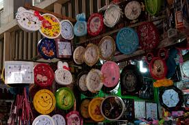 clock shop sojourn in china