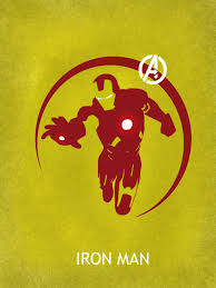 sticker city picture more detailed about free ship free ship custom canvas poster stylish avengers wallpaper new design iron man tony avenger wall sticker