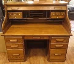 solid oak roll top desk solid oak roll top desk renewworks home decor