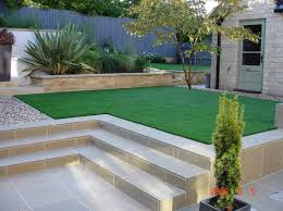 steps from artificial lawn gardens pinterest lawn gardens