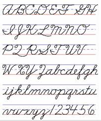 how to write i in cursive cursive writing a nod to the past wired
