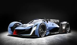 mitsubishi supercar hyundai vision gran turismo sport car design 2015 all about