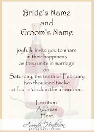 wedding invitation messages wedding invitation wording sles 21st bridal world wedding
