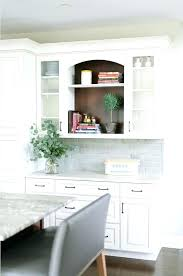 kitchen hutch ideas built in hutch ideas kronista co