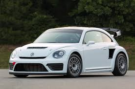 volkswagen bug 2016 volkswagen wants all electric supercars in world rallycross autocar
