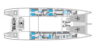 Yacht Floor Plan by Che Layout Sunreef Yachts Sail Yacht Superyachts Com